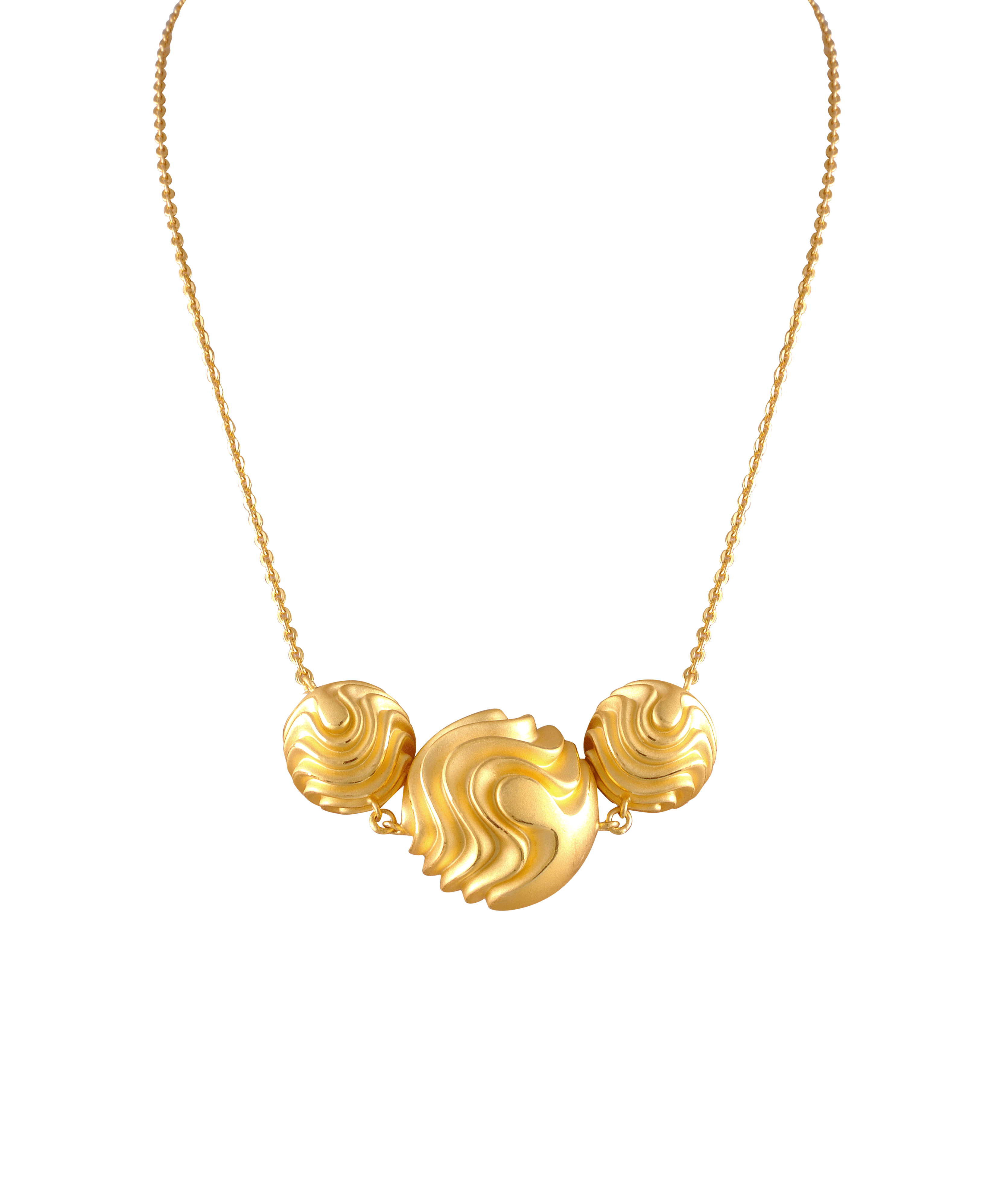 gold necklace with modern design jetha bhai zaveri jewellers by appointment gold necklace with modern design
